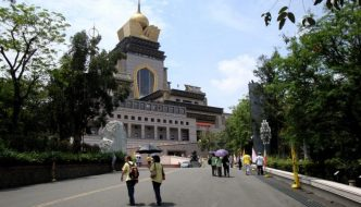 Chung Tai Chan Monastery is one of the most fascinating places in Taiwan