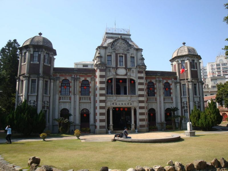 The Folk Arts Museum in Lugang