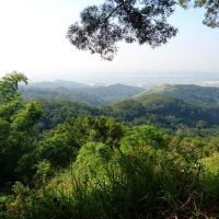 Great Wall Trail in Dadushan, Taichung