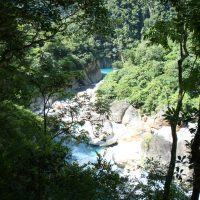 The Mysterious Valley in Taroko National park